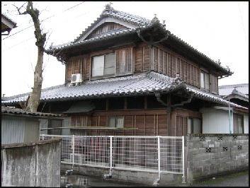 Caratteristiche di una casa tradizionale