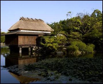 Architettura tradizionale giapponese for Architettura giapponese