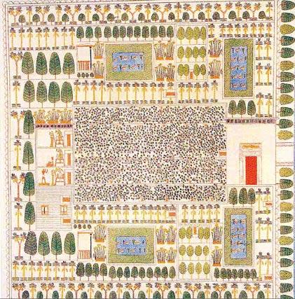 Iwen i colori dell 39 antico egitto - Arte e giardino ...