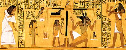 I Colori Dell Antico Egitto