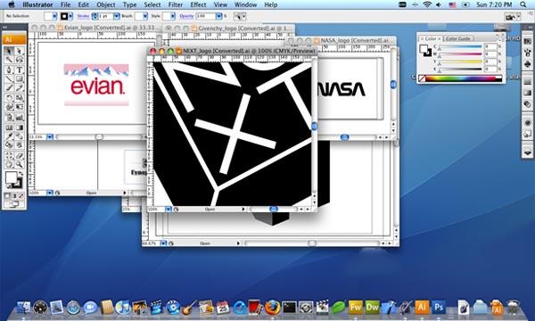 Come creare un logo professionale estetica webdesign for Programma di disegno software