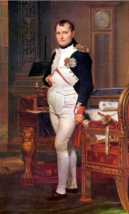 hot sales 1dc0e 21068 Un paragone tra i ritratti di Napoleone Bonaparte (1812) e ...