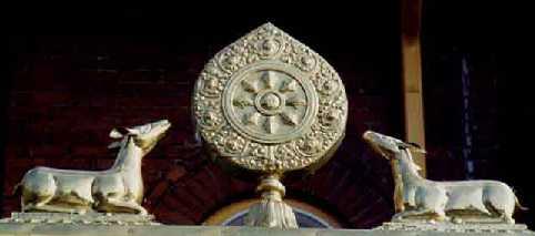 Risultati immagini per india buddha simboli