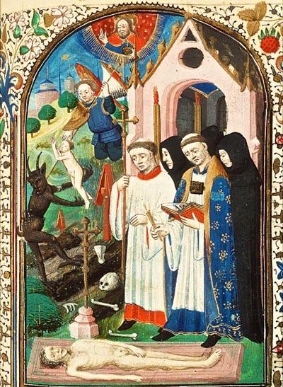 Come si facevano i colori nel medioevo