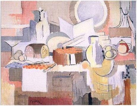 Natura Morta Con Credenza Braque : Lo spazio pittorico nella storia dell arte uno studio secondo la